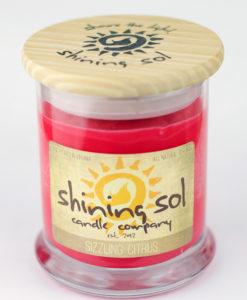 Sizzling Citrus - Medium Jar