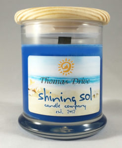 Coastal Collection - Thomas Drive - Medium Jar
