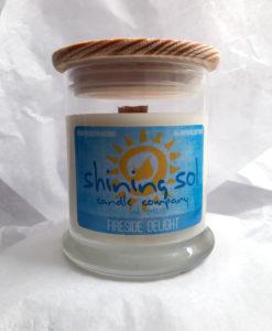 Fireside Delight Medium Jar