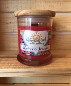 Always & Forever - Medium Candle