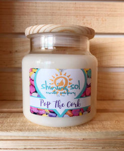 Pop the Cork - Large Jar