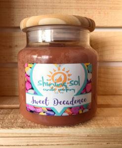 Sweet Decadence - Large Jar