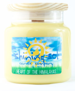 Shining Sol - Heart of the Himalayas - Large Jar