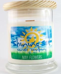 Shining Sol - May Flowers - Medium Jar