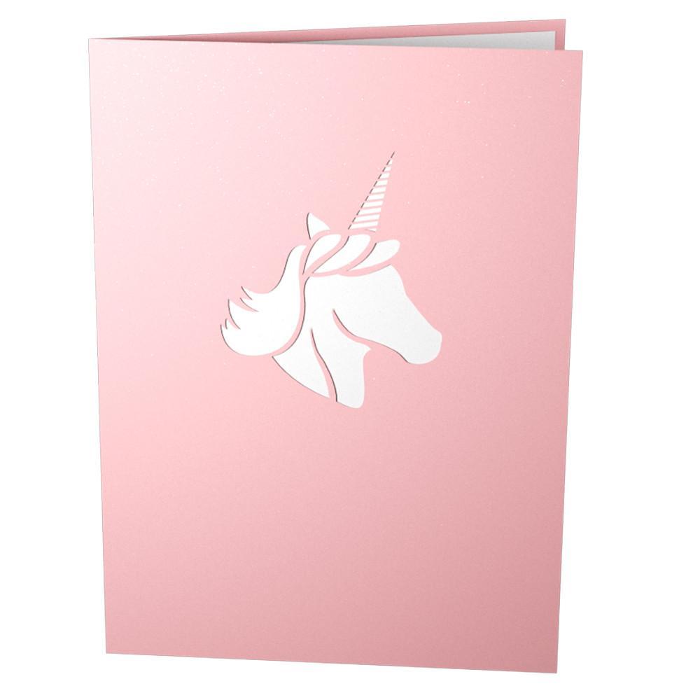 Unicorn greeting card shining sol candle company unicorn greeting card bookmarktalkfo Image collections
