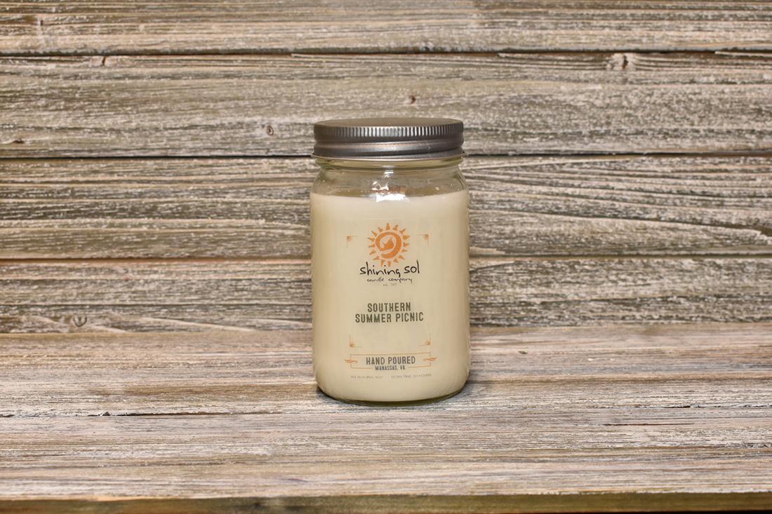 Mason Jar - Southern Summer Picnic