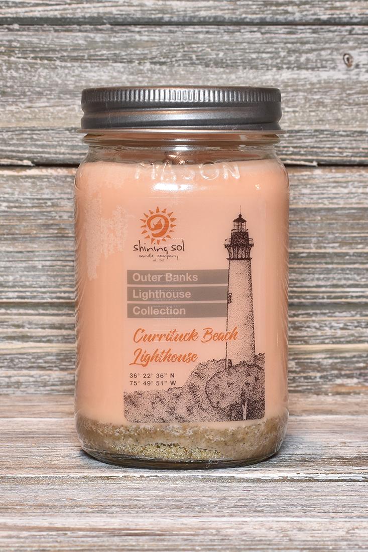 Currituck Beach Lighthouse Candle